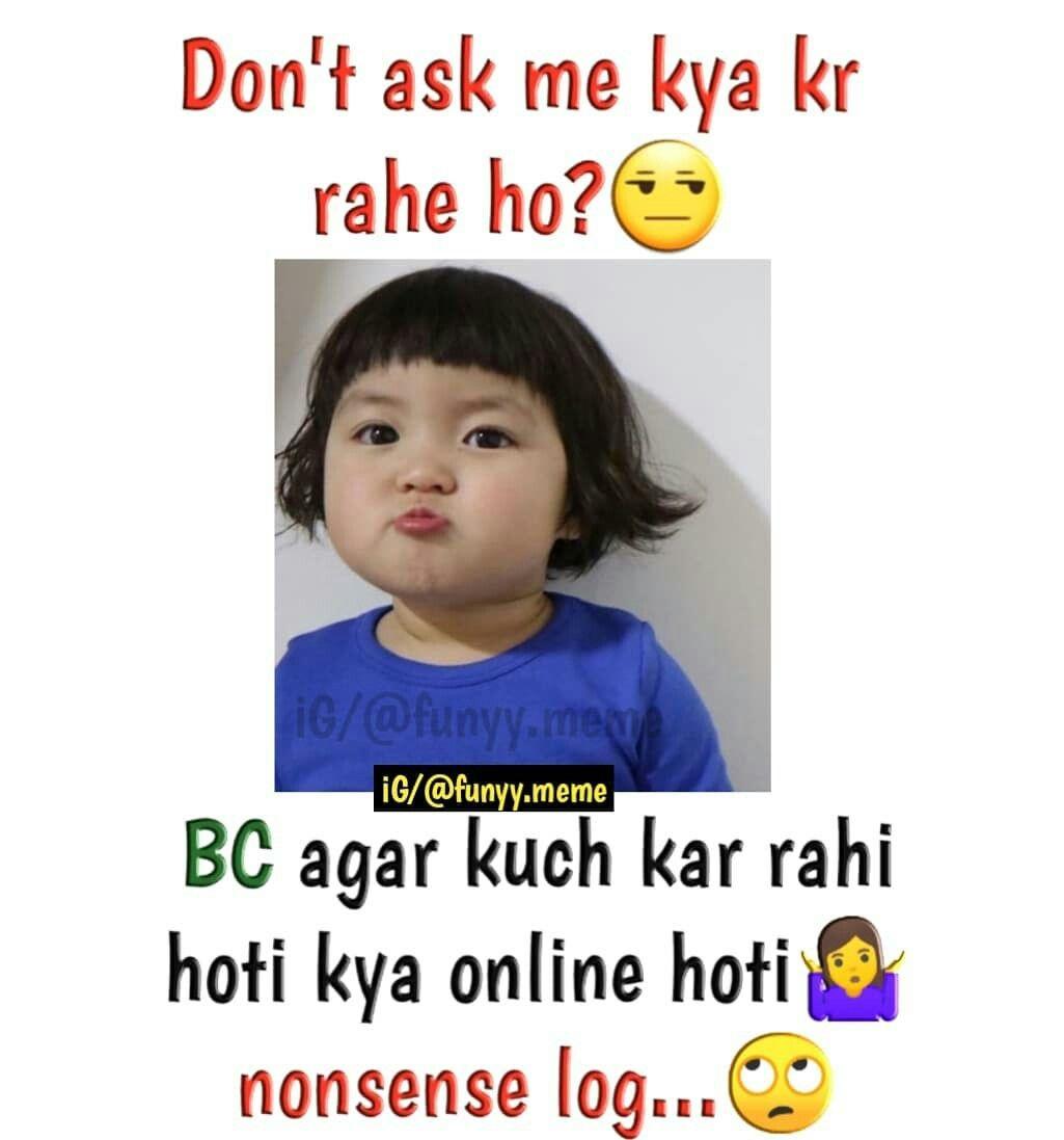 Pin By Karthika Kallatt On Funny Fun Quotes Funny Funny Girly Quote Friends Quotes Funny