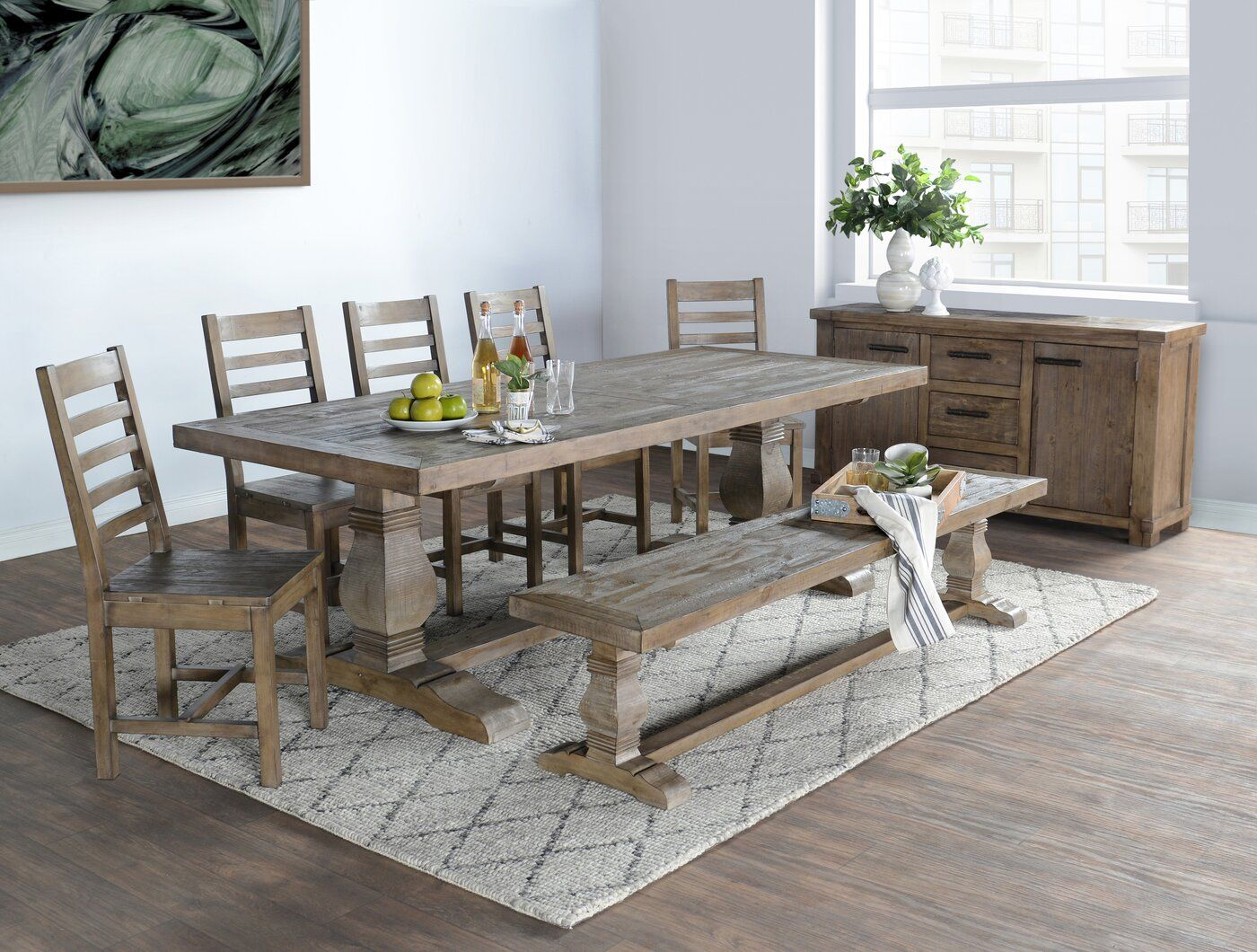 Gertrude Solid Wood Dining Table Solid Wood Dining Chairs Wood