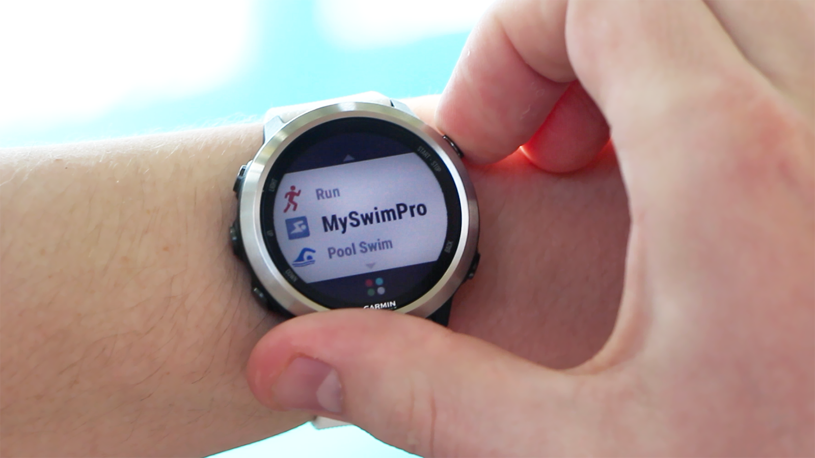 MySwimPro Garmin Connect IQ App Swimming benefits