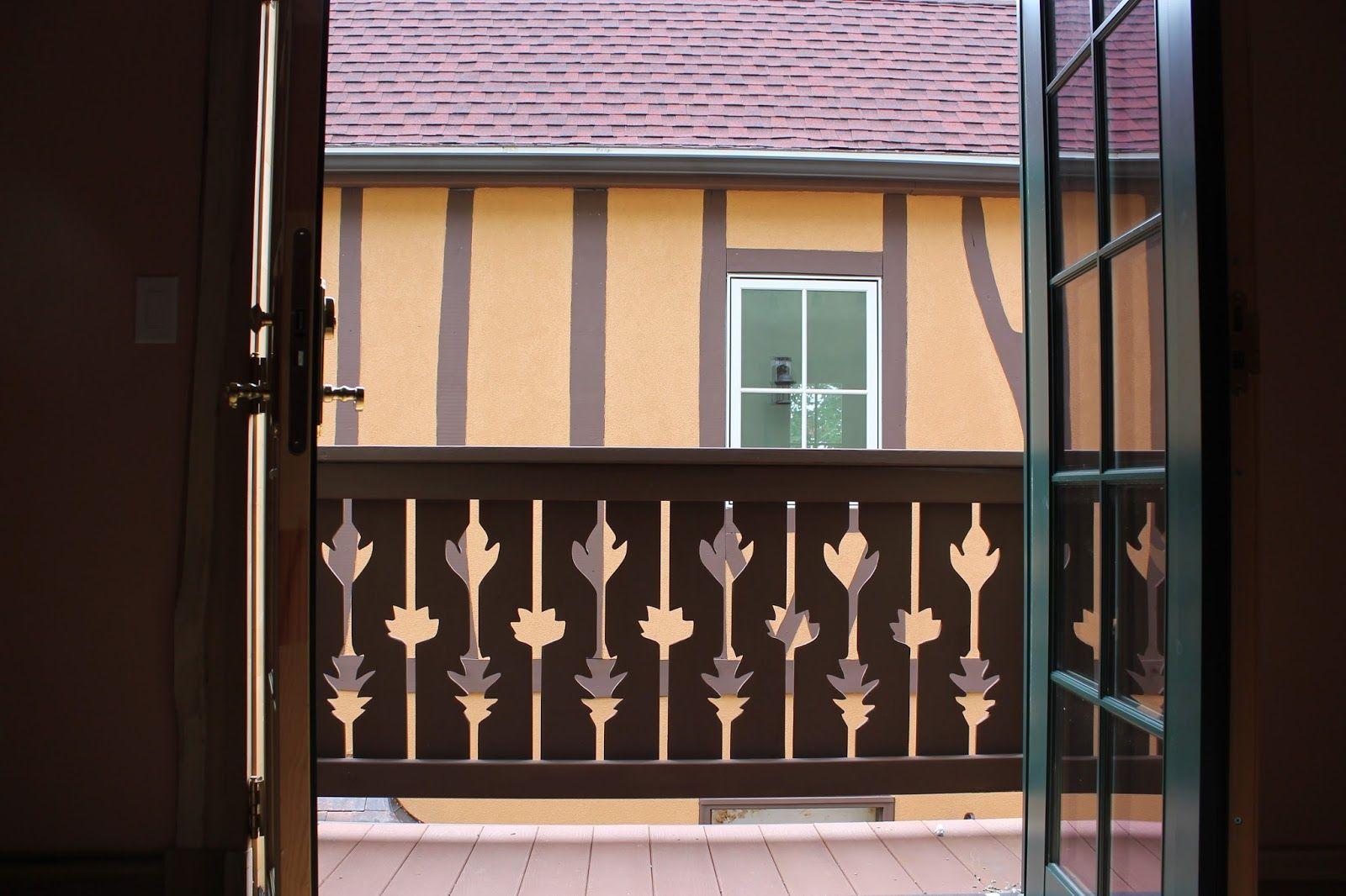 Bavarian balcony railings google search