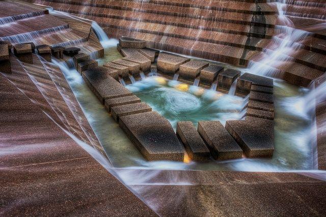 10 Hidden Gems Of Fort Worth, Texas U2013 Ft. Worth Water Gardens