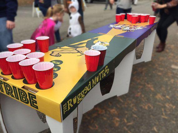 Aangepaste afdrukken bier pong tafel offline gave gadgets