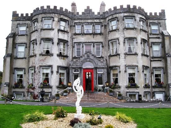 Ballyseede Castle Tralee Ireland Top 10 Haunted Hotels In The World Yep