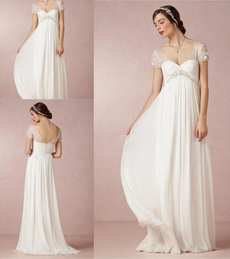 Wedding Dresses for Pregnant Women - Dress for Country Wedding Guest ...