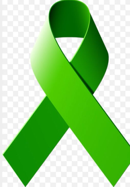 Emerald Liver Cancer List Of Cancer Awareness Ribbons Pinterest