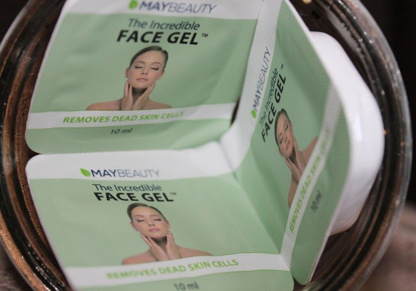 maybeauty face gel recension