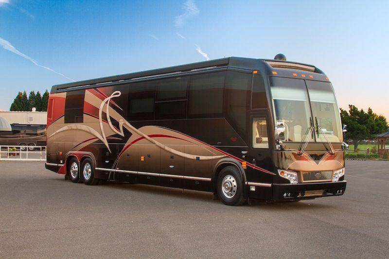 Image Gallery 2014 Prevost Bus