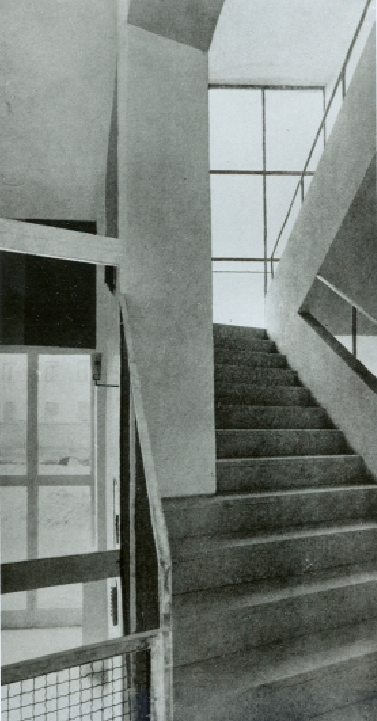 Asnago Vender - Wohngebäude Via Col Moschin 3, Mailand 1935