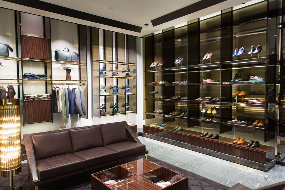 fb094ebe1fb The new Gucci Men s Store in Milan s Brera districtWorld News BBC News