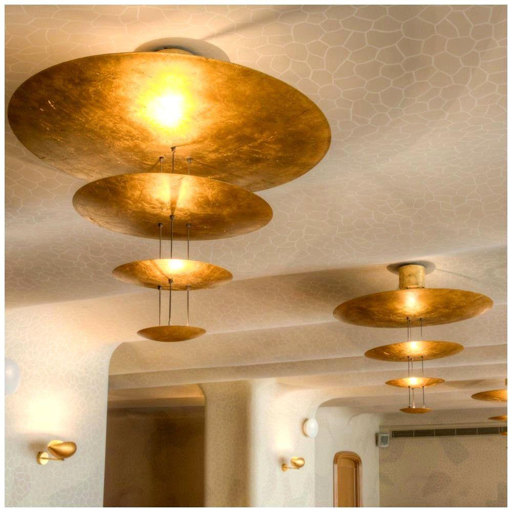 9 Schick Fotografie Von Wohnzimmer Lampe Gold in 9  Wandlampe