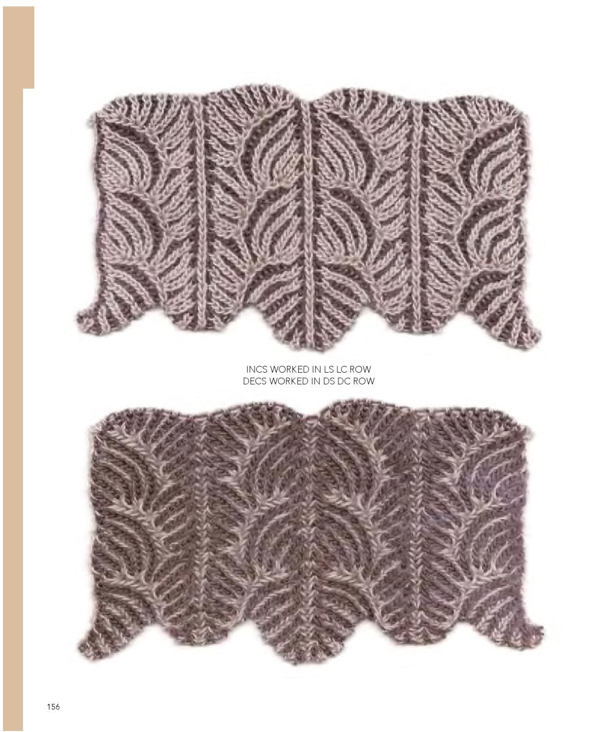 Brioche Knitting Tutorial : Knitting fresh brioche popular books and dark side
