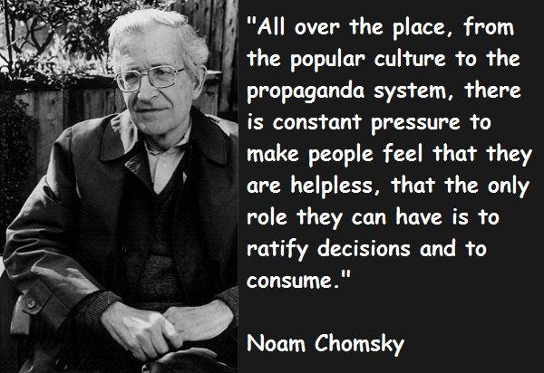 Noam Chomsky Quotes Alluring Noam Chomsky's Quote #8  Bernie Sanders Next President Of The Usa .