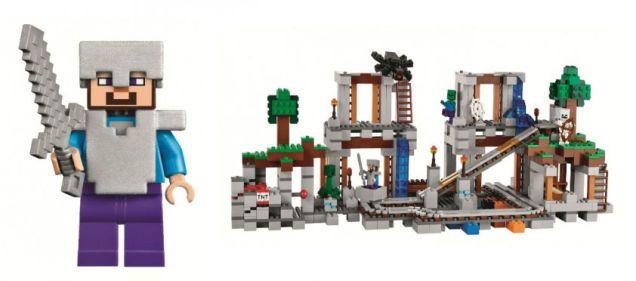 Photos of new Lego Minecraft sets leaked | Minecraft | Lego