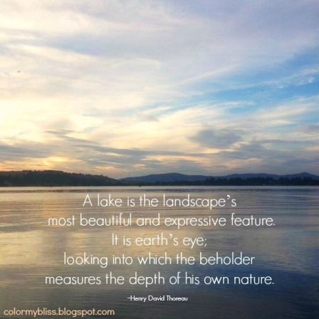 Color My Bliss I Love Living At The Lake And I Love This Lake Quote Lake Quotes Serenity Quotes Nature Quotes