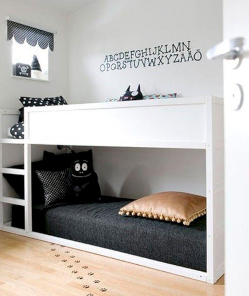 55 Unisex Modern Kids Bedroom Designs 55