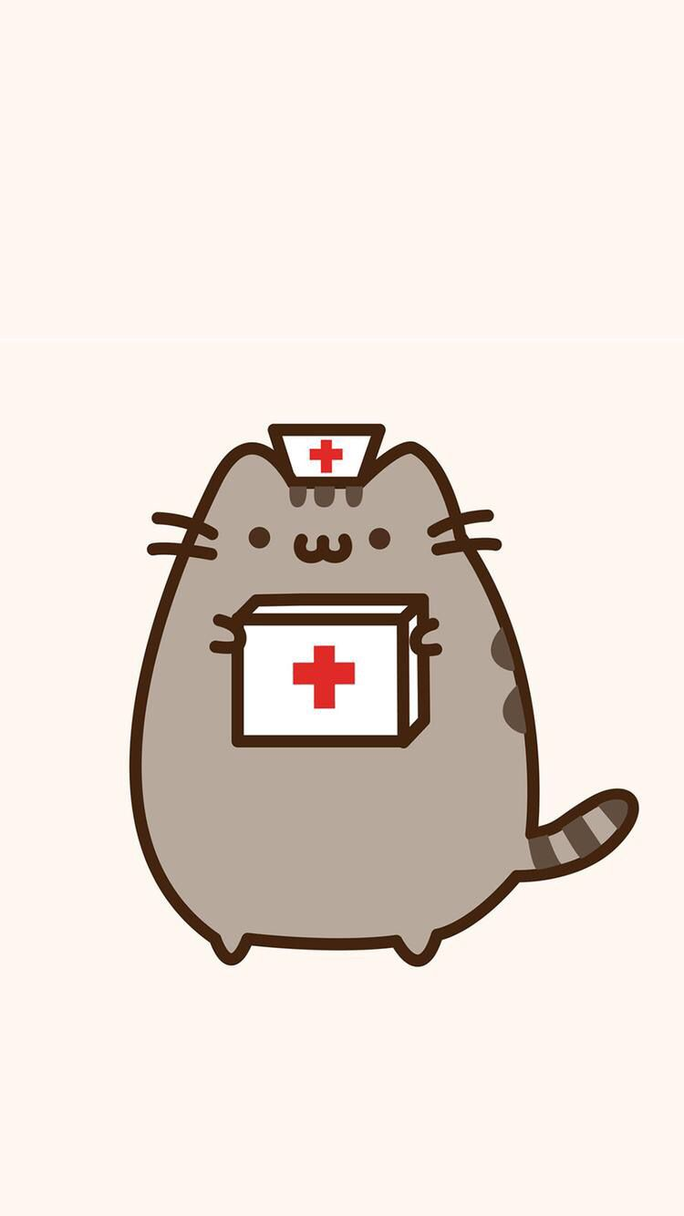Pusheen Could You Heal Me 3 Youre Soo Cute 3 Wallpapers In