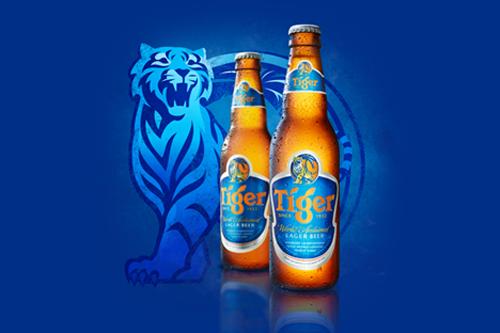 Pin By Minh Nguyen On Heineiken Tiger Beer Beer Design Beer