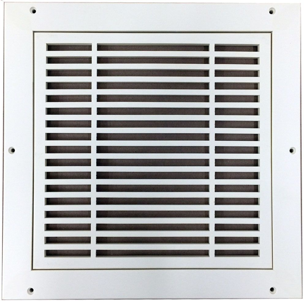 Linear Flat Filter Frame Vent Cover Vent covers