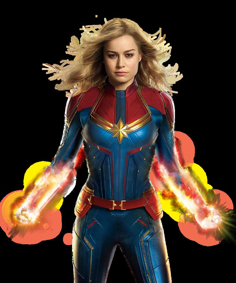 Captain Marvel Transparent By Asthonx1 Captain Marvel Costume Captain Marvel Carol Danvers Captain Marvel