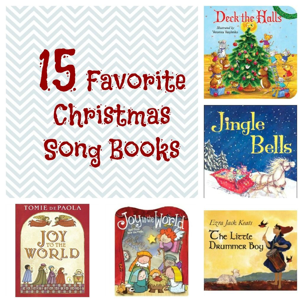 Christmas Song Books   PLAY Activities for Kids   Pinterest   Songs ...