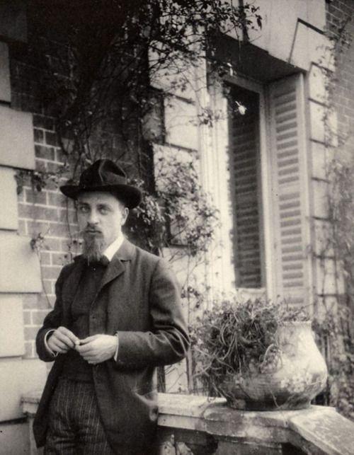 Rainer Maria Rilke - 1906 - by George Bernard Shaw