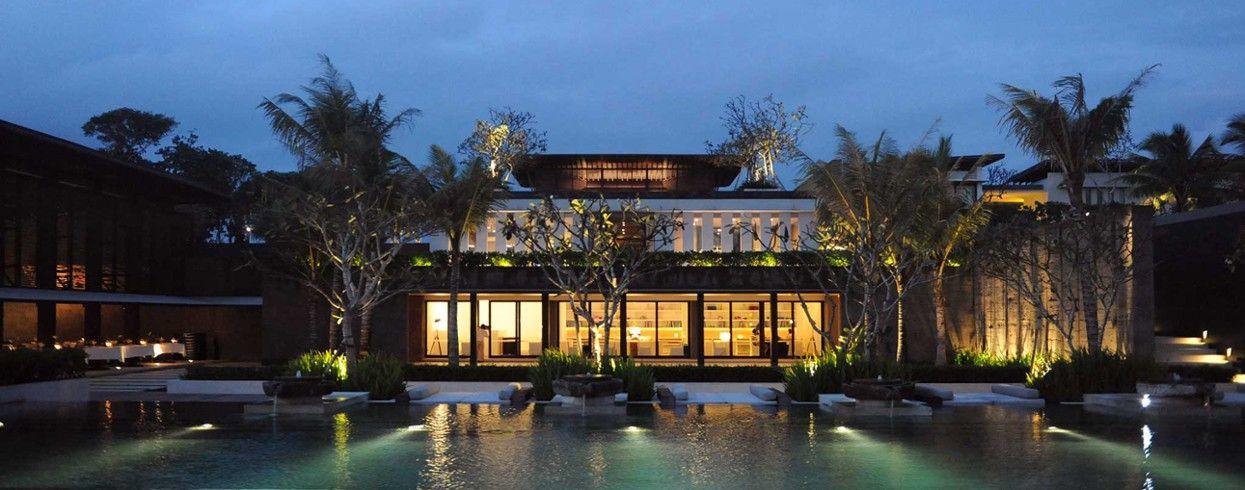 Alila Villas Soori: Bali's Alila Villas Soori wows from the start — this is where you check in.
