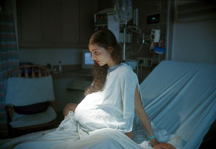 Pregnancy, Birth, and Motherhood: Born by Elinor Carucci - LightBox