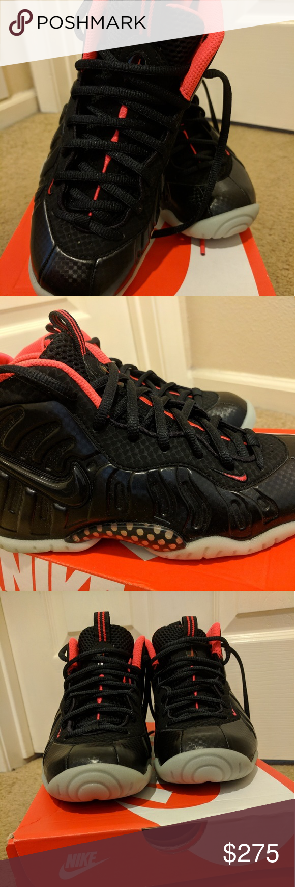 c475691c95a79 ... closeout nike foamposite pro yeezy rare youth size brand new in box nike  little posite pro
