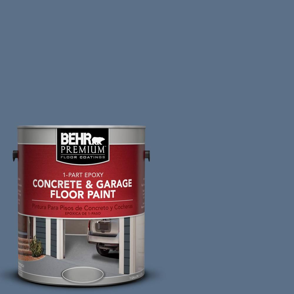 epoxy paint garage pin floor patios porches concrete seal