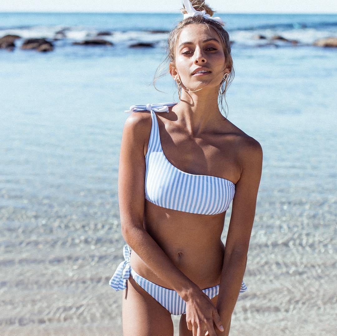 Agree, remarkable women in bikinis striping stories alone!