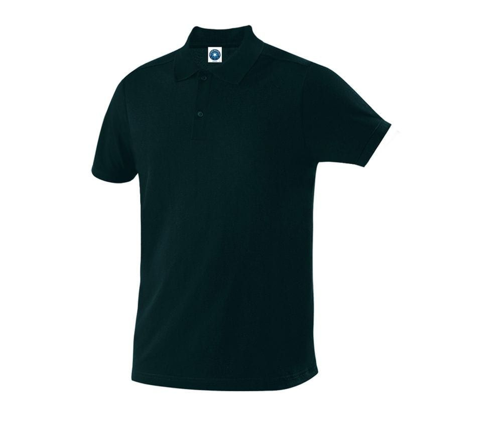 Polo Bio Noir – Starworld SW160 – Taille: S   – Products