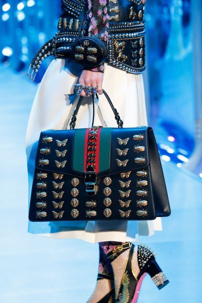 9104eaf87ebe Gucci Autumn Winter 2017 Ready-to-wear Details