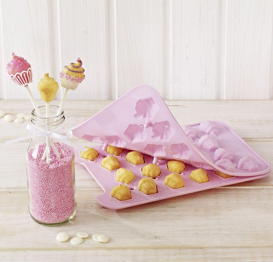 CakeMart.at Backzubehör für Cupcakes, Cake Pops, Muffins