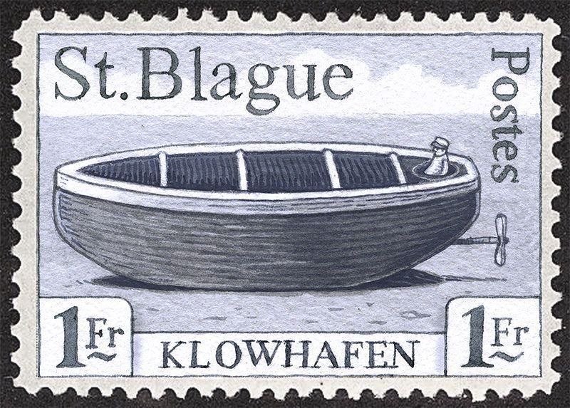 St.Blague-One Franc