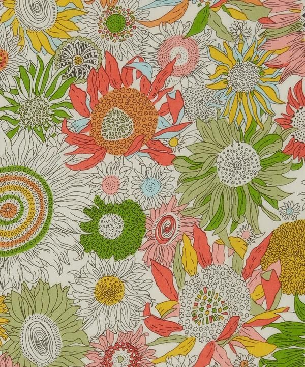 Small Susanna Tana Lawn Cotton is part of lawn Illustration Fabrics - This Liberty Fabrics print was designed by our inhouse studio for spring summer 2005 as part of the sunspot group  It has been rescaled and recoloured for the classic Tana range of 2010  Tana Lawn cotton's distinctive handfeel and translucent softness make it a versatile favourite  Pricing All fabrics are priced per metre length Please note All fabric orders are nonrefundable