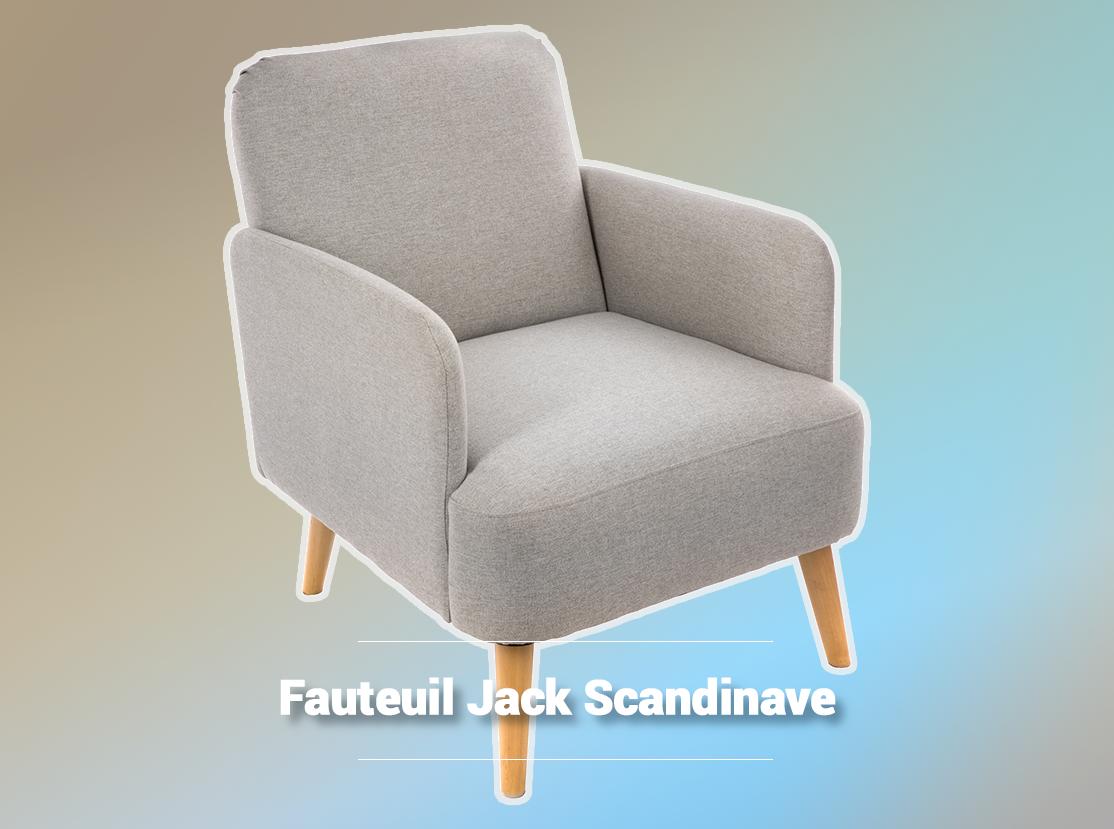 Fauteuil Scandinave Jack La Foir Fouille Fauteuil Mobilier De Salon Decoration Interieure