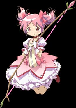 Entokyo Vsl Madoka Png 261 371 Mahō Shōjo Madoka Magica Madoka Magica Anime