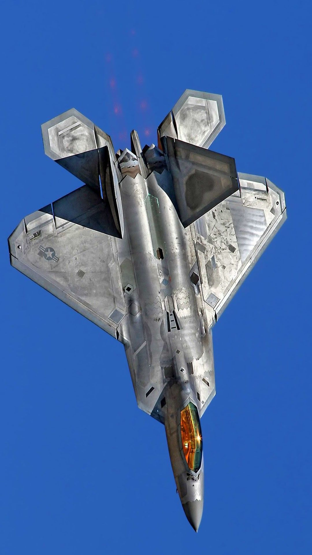 F22 Raptor Wallpapers 1080x1920 Jpg 1080 1920 Fighter Planes Stealth Aircraft Airplane Fighter