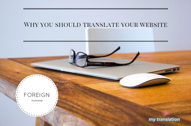 Thinking about translating your website? Look no further