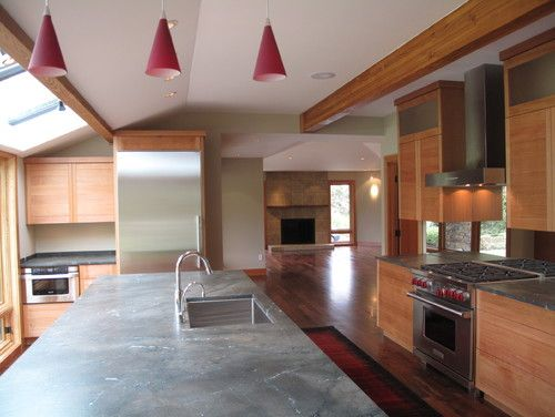 Port Angeles Remodel contemporary kitchen