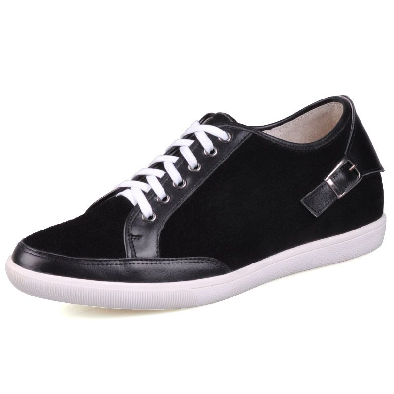 "Chamaripa Men/'s Elevator Shoes Sneaker Height Increasing 2.75/"" Taller Shoes"