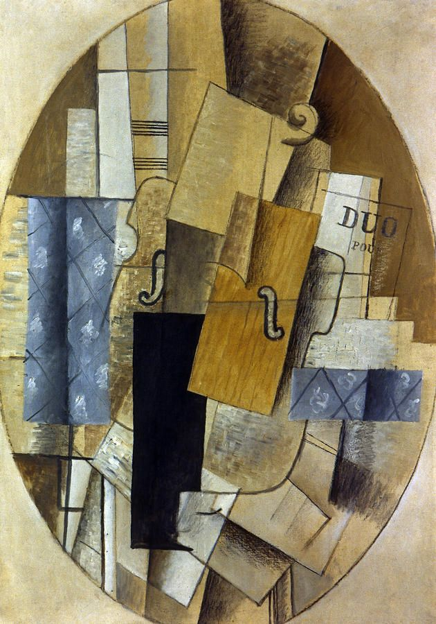 George Braque still life. Example of synthetic cubism | Cubist art ...