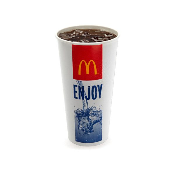 Coca-Cola® :: McDonalds.com ❤ liked on Polyvore featuring food ...