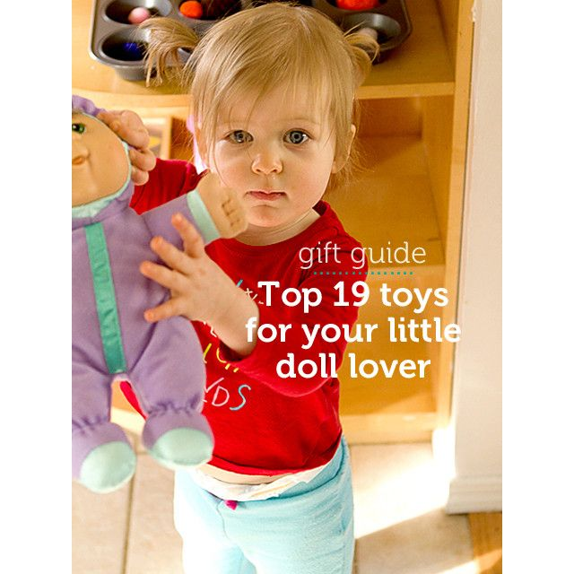 Gift Guide Doll Lovers Dolls and Grandkids