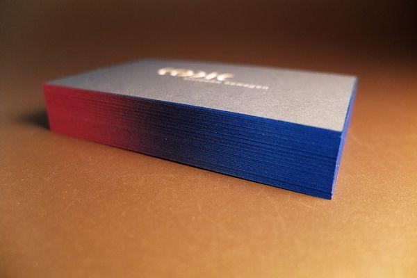 Farbschnitt Mit Verlauf Farbschnitt Schnittchen Und Farben