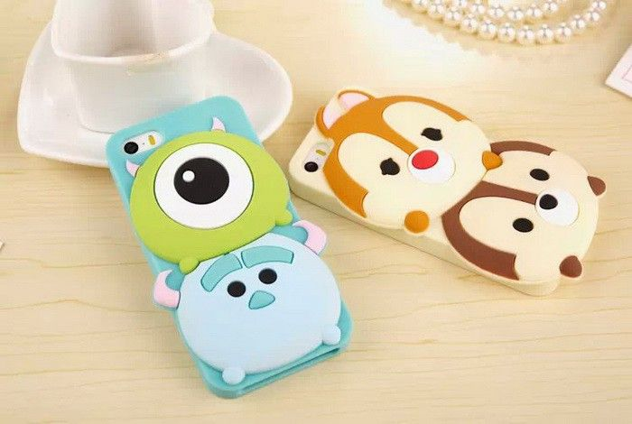 Tsum Tsum Chip and Dale Case for iPhone 6 6s   Recta Tech