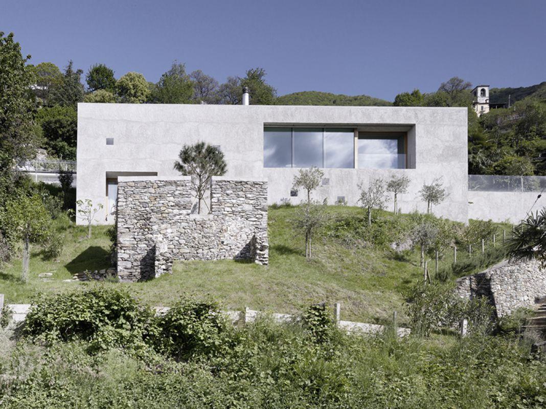 neubau haus kr. in ranzo ti 2012 | Haus | Pinterest | Haus ...