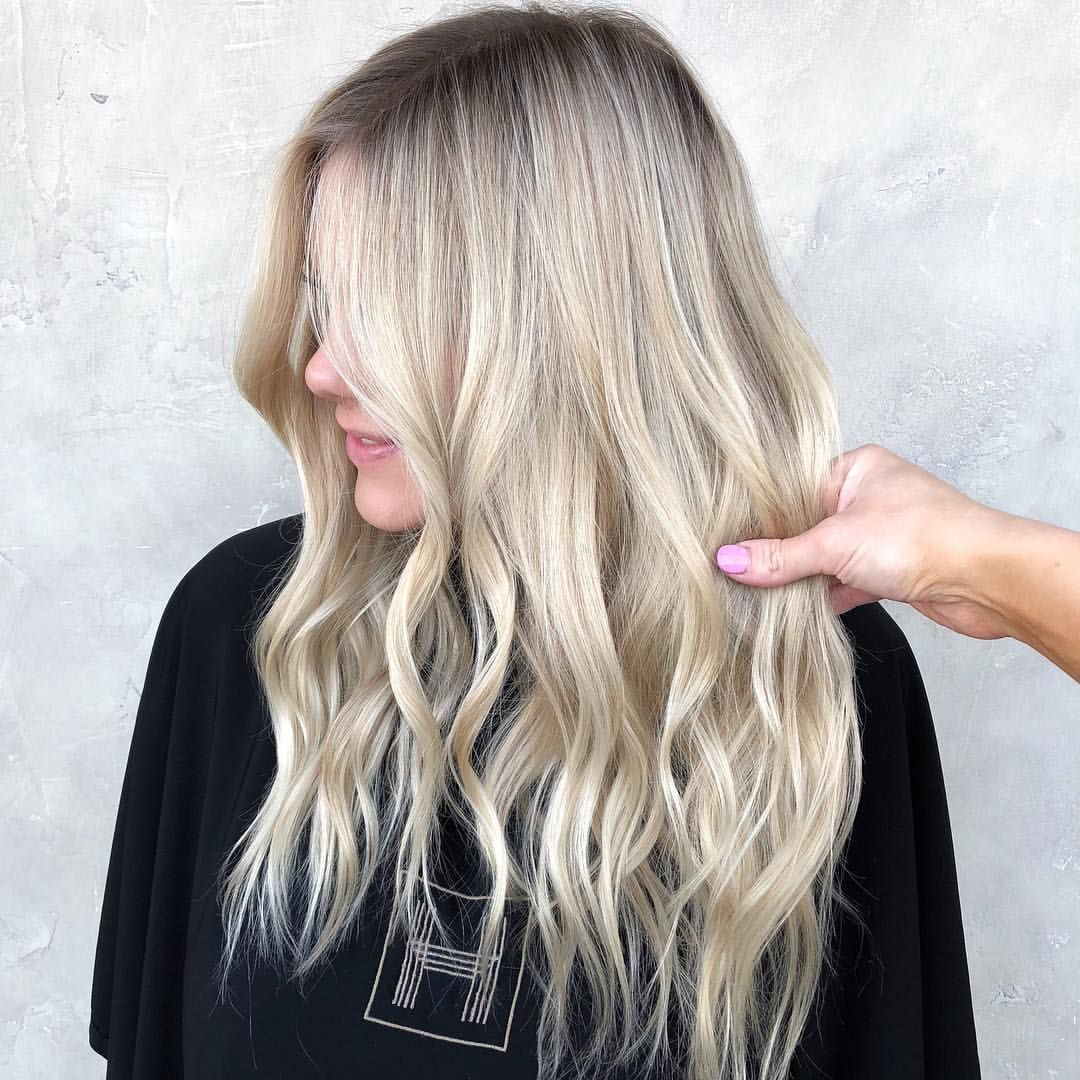 Soft Beige Blonde My Go To Favorite Toner Formula For A Bright Beige Blonde That Doesn T Want Ash Is 2 Parts 10bg To 1 Pa Beige Blonde Blonde Toner Beige Hair