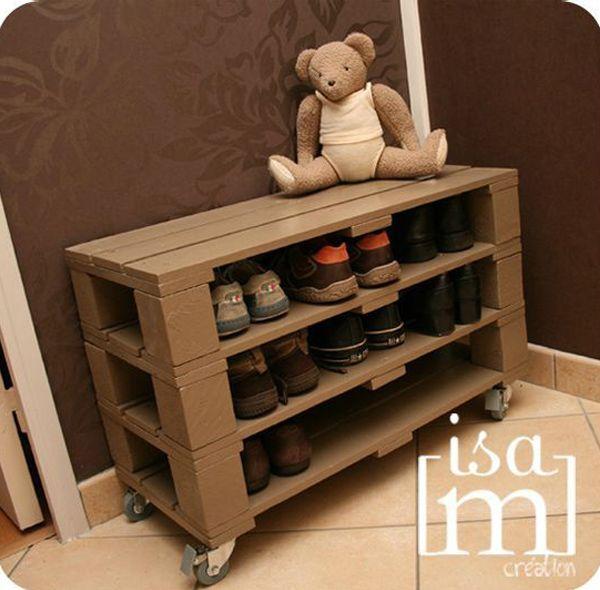 resultado de imagem para sapateira artesanal de papel o. Black Bedroom Furniture Sets. Home Design Ideas