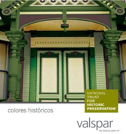 20 Historic Paint Color Collections From Colonial To 20th Century Available Today Colonial